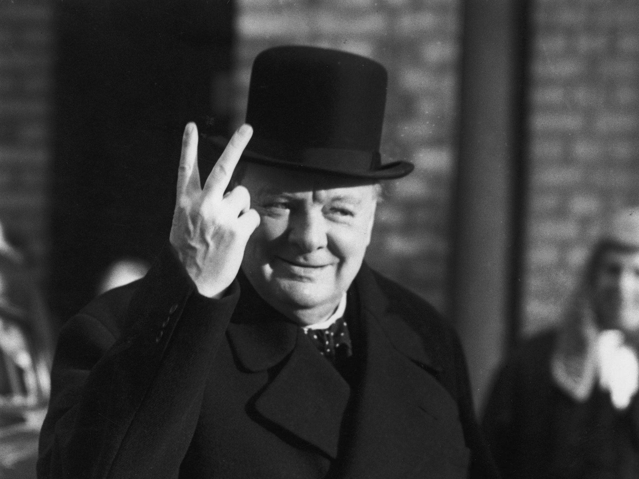 Черчилль сказал