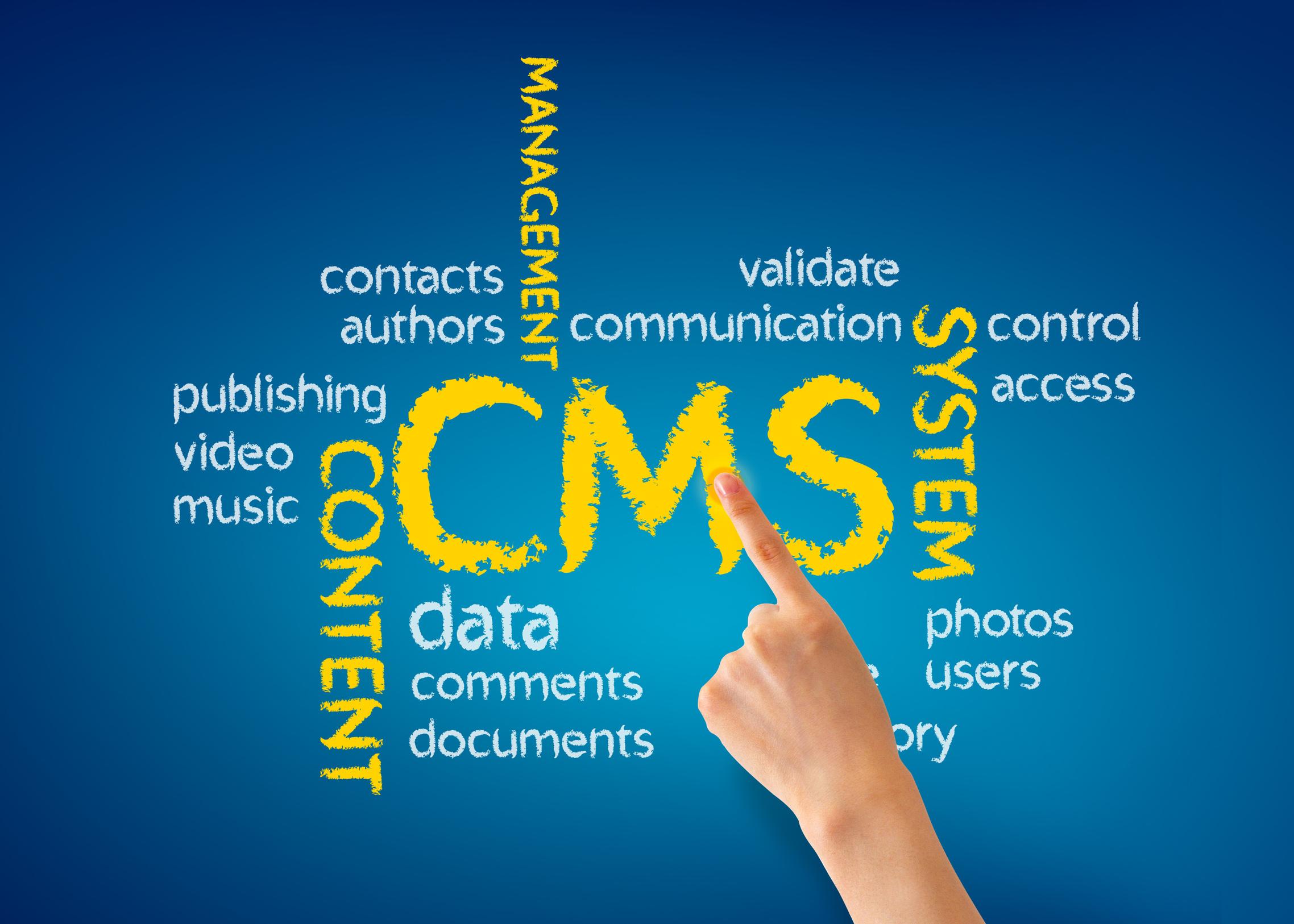 Выбираем CMS для качественного функционала сайта